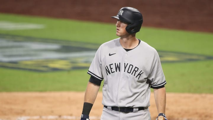 DJ LeMahieu, Division Series - New York Yankees v Tampa Bay Rays - Game Two