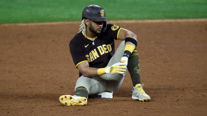 Division Series - San Diego Padres v Los Angeles Dodgers - Game Two