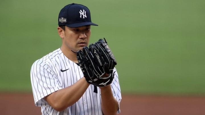 Tanaka confesó que quería seguir lanzando para los Yankees