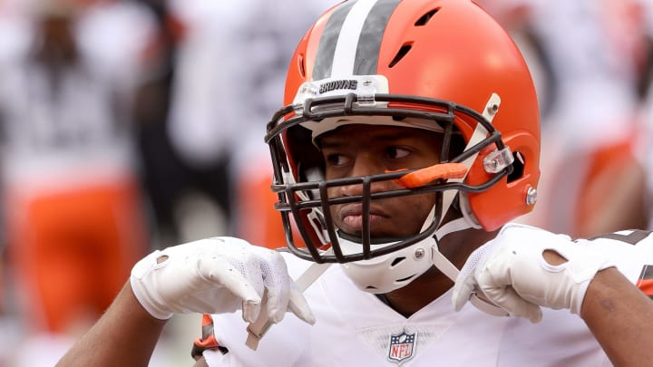 Cleveland Browns running back Nick Chubb's cereal is already breaking sales records.