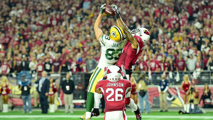 Jeff Janis was a playoff hero for the Packers back in 2016.