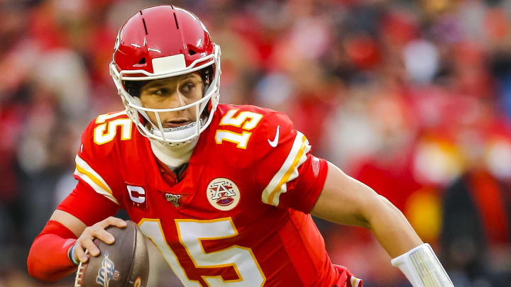 Patrick Mahomes won the coveted spot on the cover of Madden 20. Who's turn is it now?