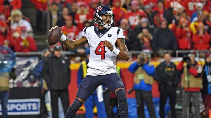 Houston Texans QB Deshaun Watson has a big year ahead of him.