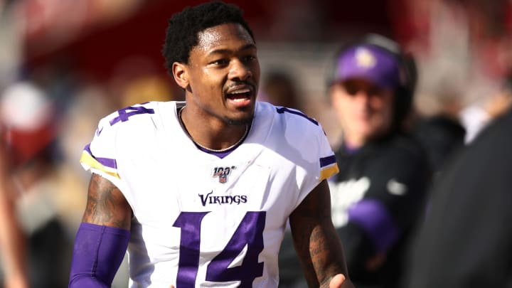 Stefon Diggs' fantasy football value may get a boost with the Bills in 2020, but that doesn't come without some risk.