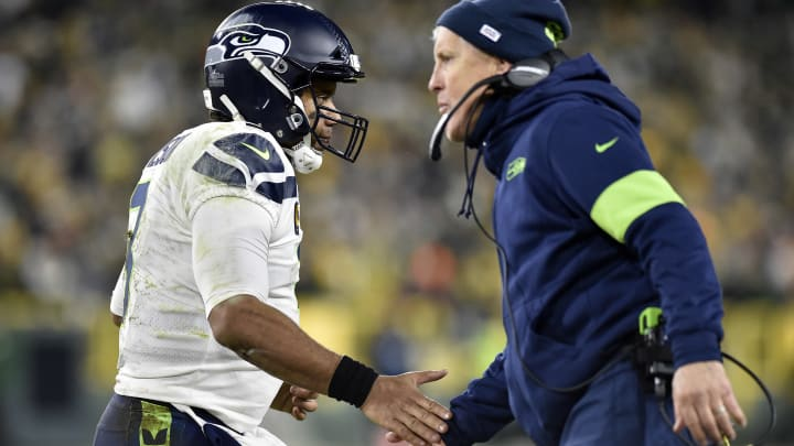 Russell Wilson and Pete Carroll are one of the best QB-coach duos in the league.