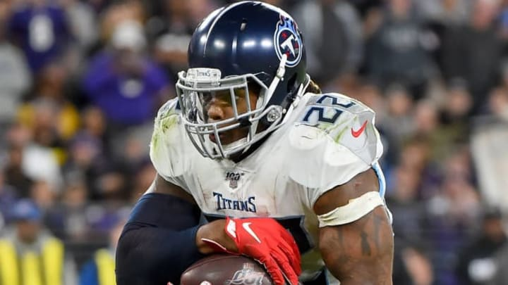 Derrick Henry has been running over NFL defenses this year, but is it enough for the cover?