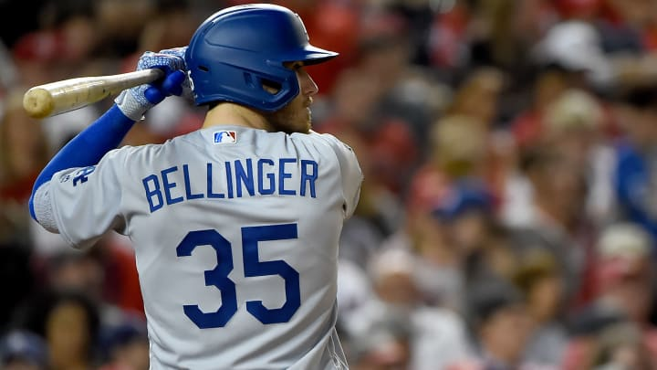 Cody Bellinger and Mookie Betts' fantasy outlooks are great, but Bellinger might have the edge.