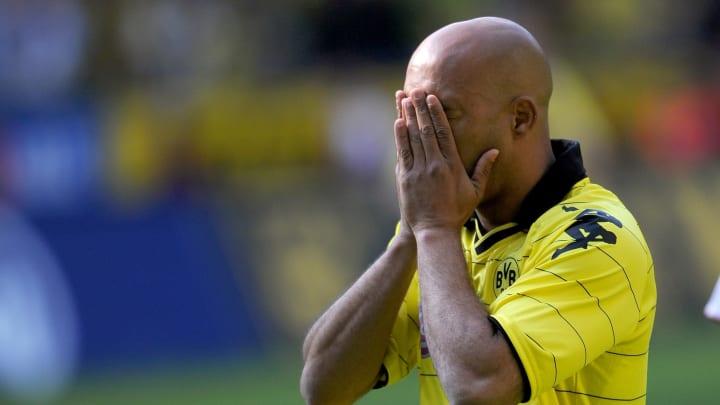 Dortmund's Brazilian defender Dede cover