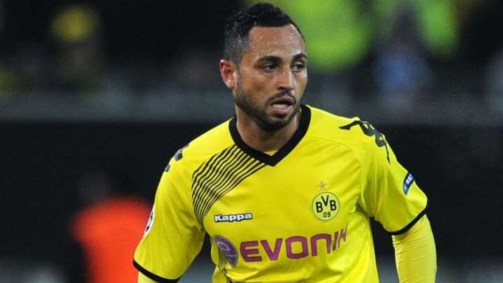Dortmund's Brazilian midfielder Antonio