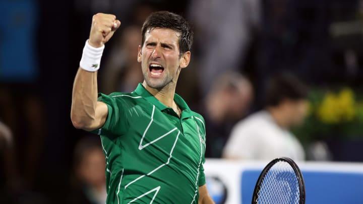 Novak Djokovic is an Anti-Vaxxer