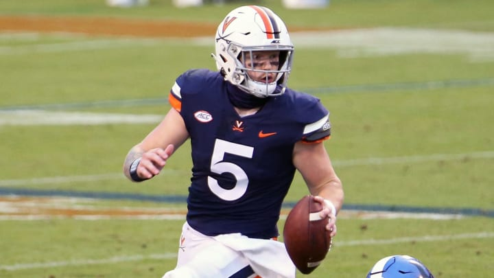 UNC vs Virginia college football Week 9 odds, spread, prediction, date and start time.