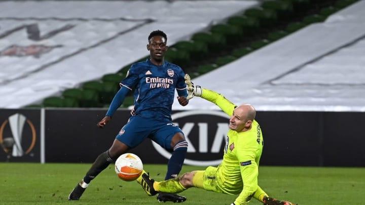 Folarin Balogun zeigte in der Europa League seine Klasse