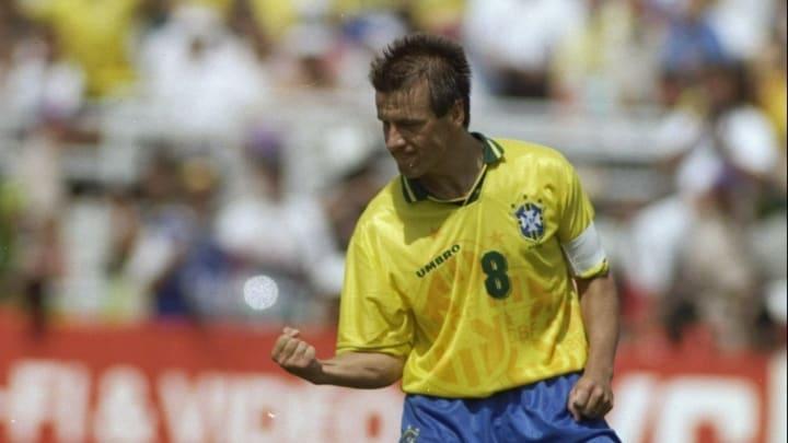 Dunga of Brazil