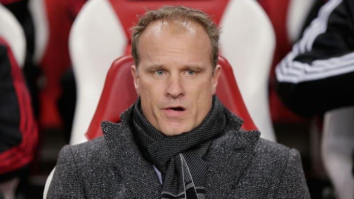 Dennis Bergkamp spent a legendary spell at Arsenal