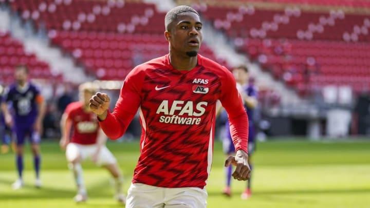 "Dutch Eredivisie""AZ Alkmaar v Heracles Almelo"""