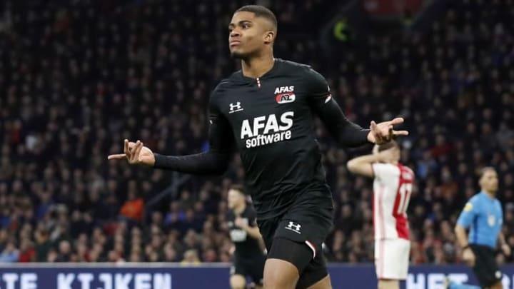 Boadu konnte in 24 Ligaspielen 14 Mal jubeln