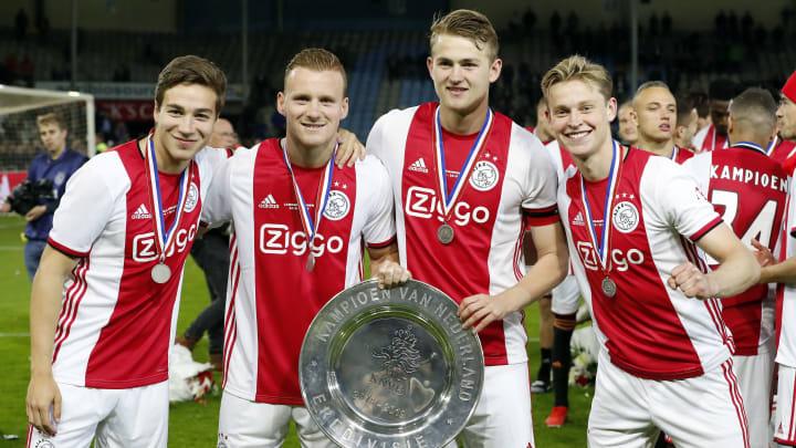 "Dutch Eredivisie""De Graafschap v Ajax"""