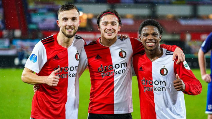"""Dutch Eredivisie""""Feyenoord Rotterdam v SC Heerenveen"""""""