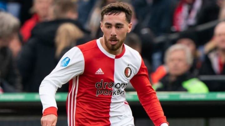 "Dutch Eredivisie""Feyenoord Rotterdam v Willem II Tilburg"""