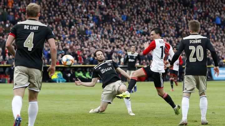 Ajax vs Feyenoord: 5 Classic Encounters From Dutch Football's Klassieker