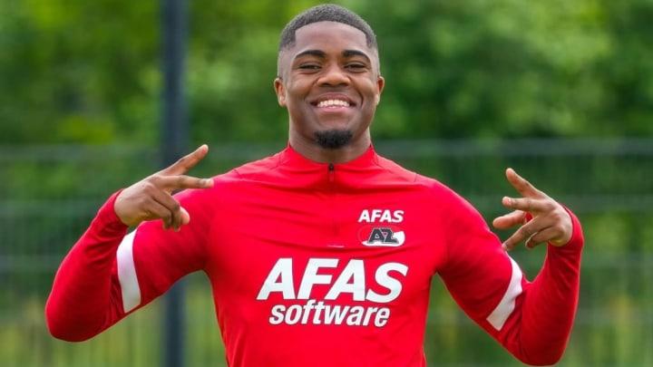 "Dutch Eredivisie""Training session AZ Alkmaar"""