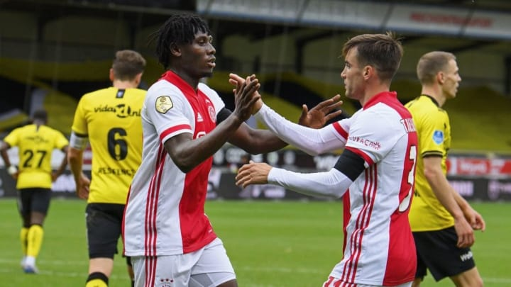 Could Ajax have the new Marco Van Basten on their hands?