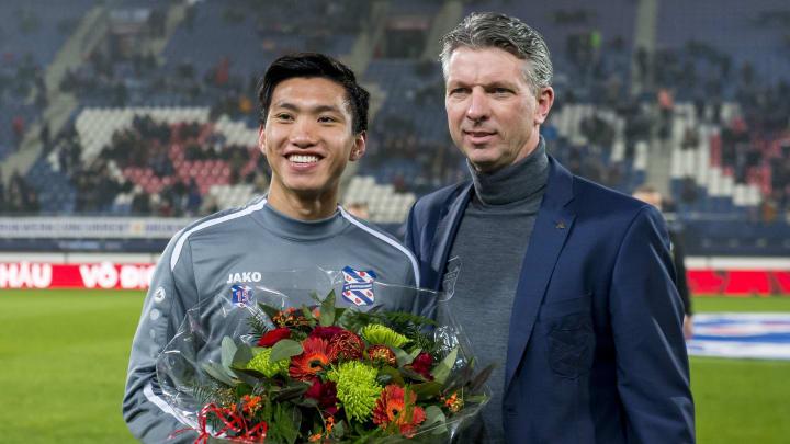 """Dutch Eredivisie""""sc Heerenveen v Willem II Tilburg"""""""