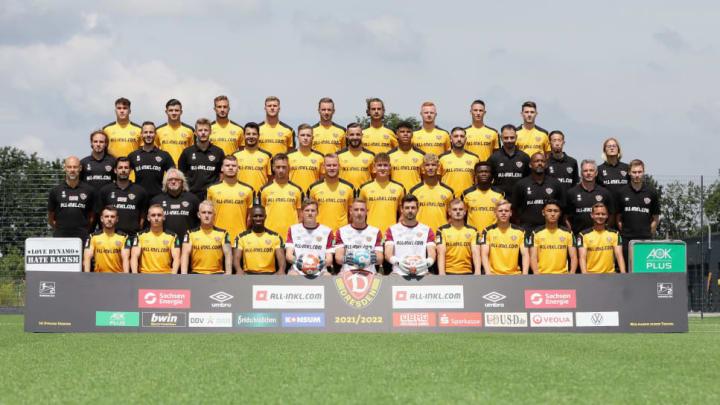 Dynamo Dresden - Team Presentation