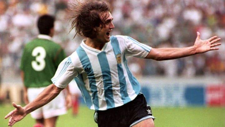Copa América Argentina Equador Batistuta
