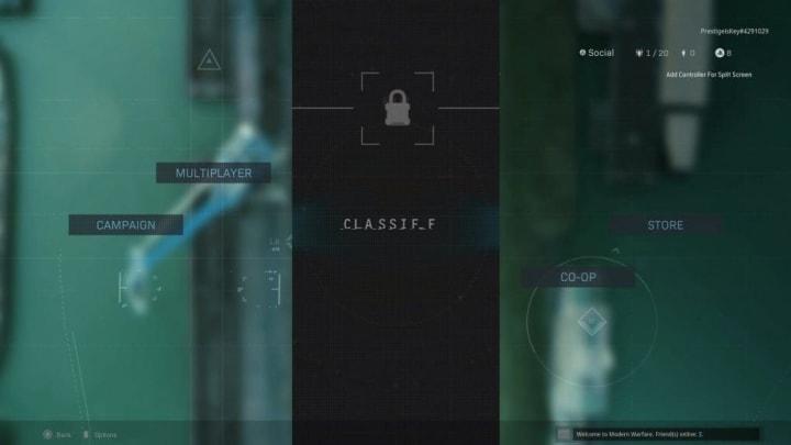 Modern Warfare Classified Mode: New Mode Appears in Season 2
