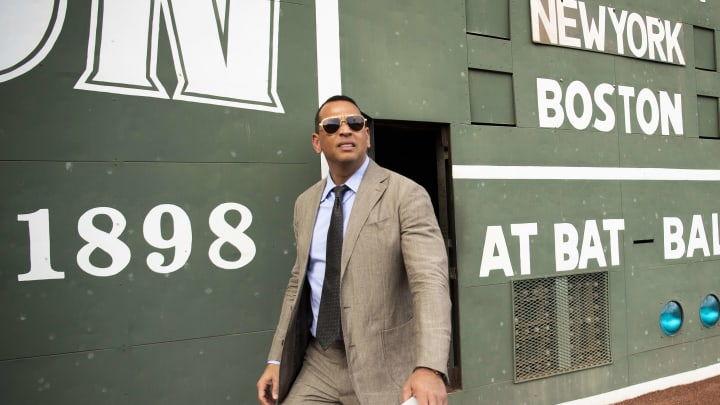 ESPN Sunday Night Baseball Visits Green Monster