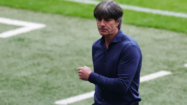 Alemanha Inglaterra Eurocopa Joachim Low