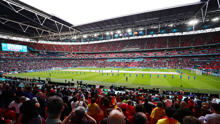 Wembley has hosted some classics down the years