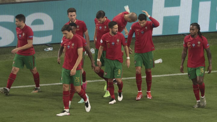 Portugal will face Belgium on Sunday