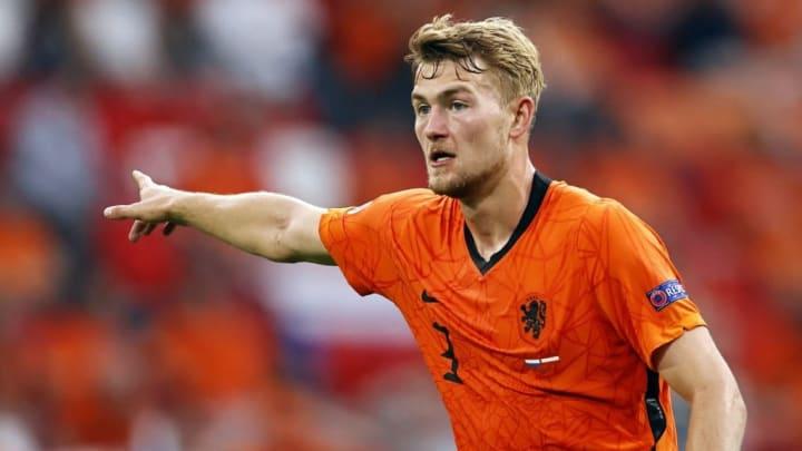 "EURO 2020 group C""The Netherlands v Austria"""