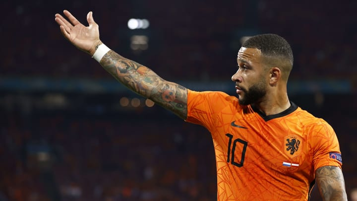 Memphis has penned a two-year deal