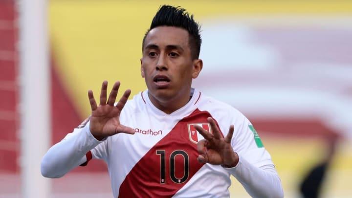 Copa AMérica Peru