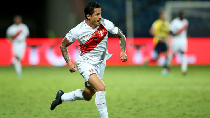 Gianluca Lapadula Série A Peru Copa América