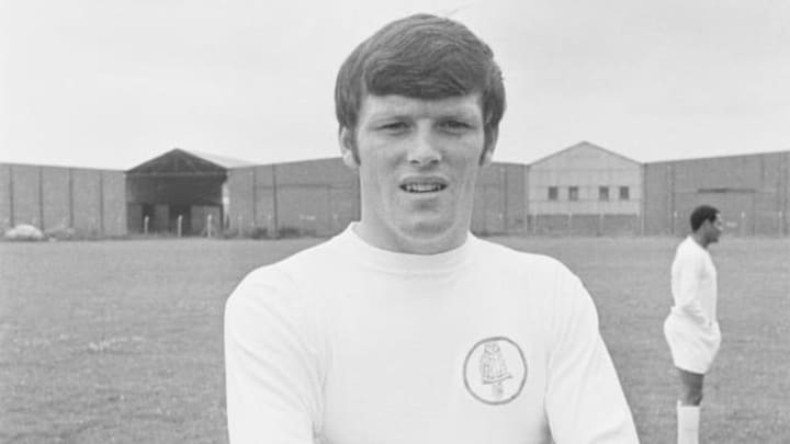 Eddie Gray would later go on to manage Leeds