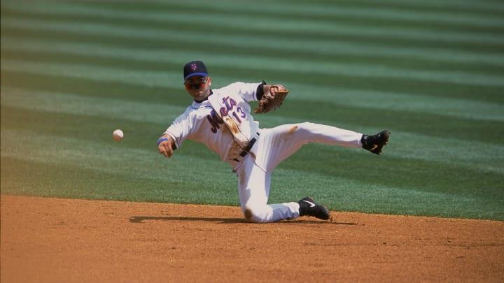 Edgardo Alfonzo had a few great seasons with the New York Mets.