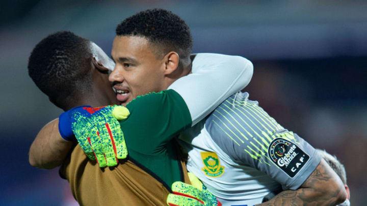 Ronwen Williams África do Sul Olimpíadas