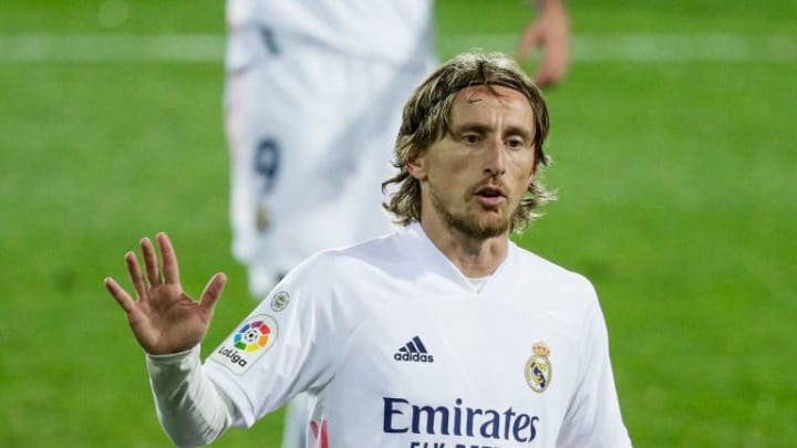 Age is but a number for Modric