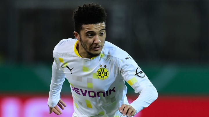 Man Utd are trying to sign Jadon Sancho from Borussia Dortmund