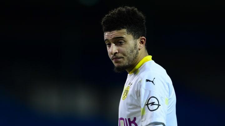 Jadon Sancho soll und will offenbar noch immer nach Manchester wechseln