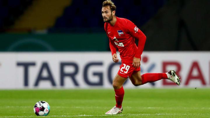 Lucas Tousart wird das Aushängeschild des Berliner Spiels