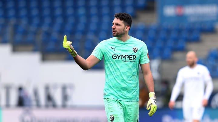 Stefanos Kapino wechselt nach Bielefeld