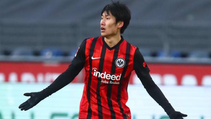 Kamada gehört zu den besten Passgebern der Liga