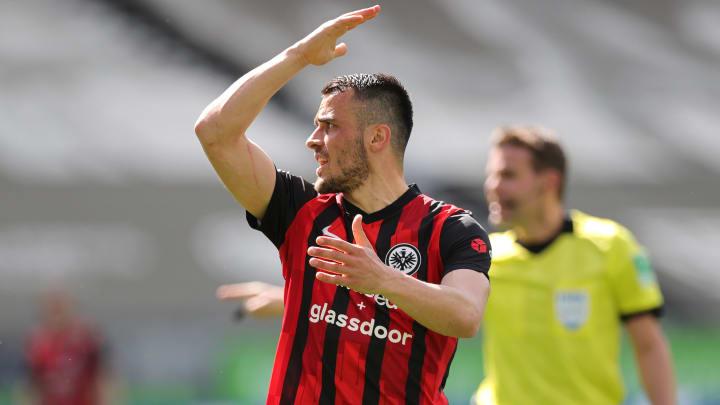 Filip Kostic fehlt am Wochenende im Eintracht-Kader