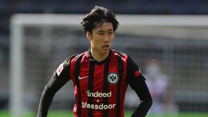 Daichi Kamada steht auf dem Sprung