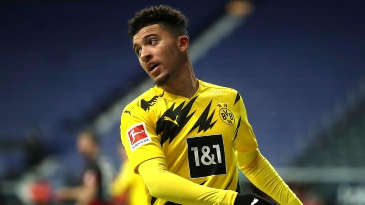 Man Utd have revised their offer for Borussia Dortmund's Jadon Sancho